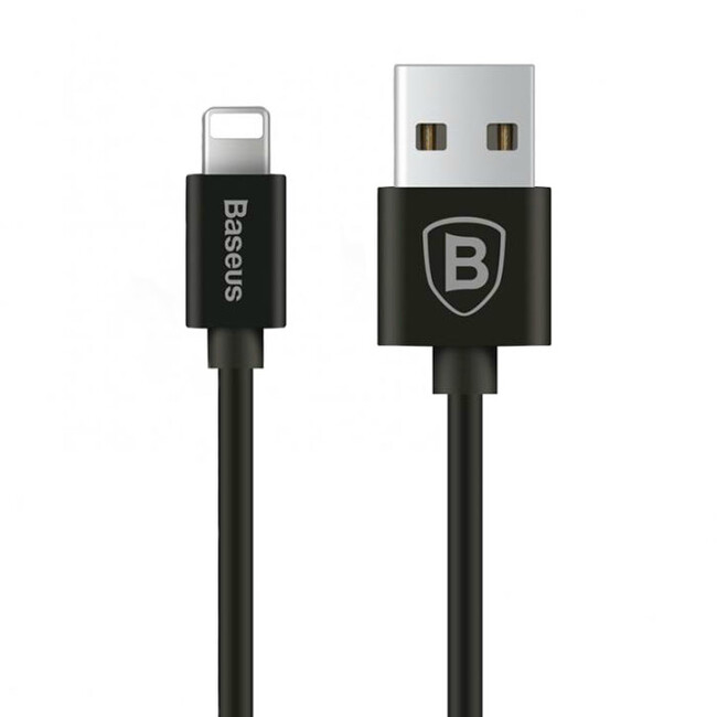Кабель Baseus Elastic Data Lightning to USB для iPhone/iPad/iPod