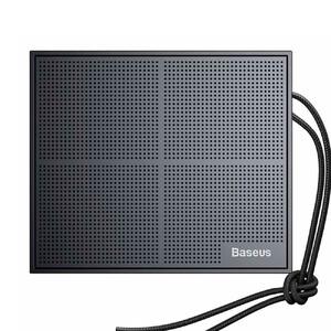 Купить Портативная колонка Baseus Encok E05 Black