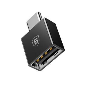 Купить Переходник Baseus Exquisite USB Type-C to USB Black