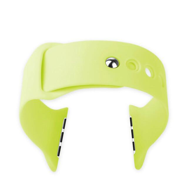 Ремешок Baseus Fresh Sport Green для Apple Watch 38mm