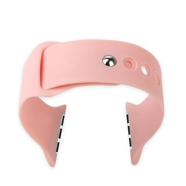 Ремешок Baseus Fresh Sport Pink для Apple Watch 38mm