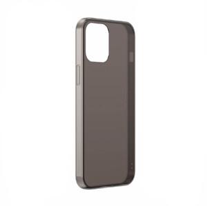 Купить Силиконовый черный чехол BASEUS Frosted Glass Phone Black для iPhone 12 Max/12 Pro
