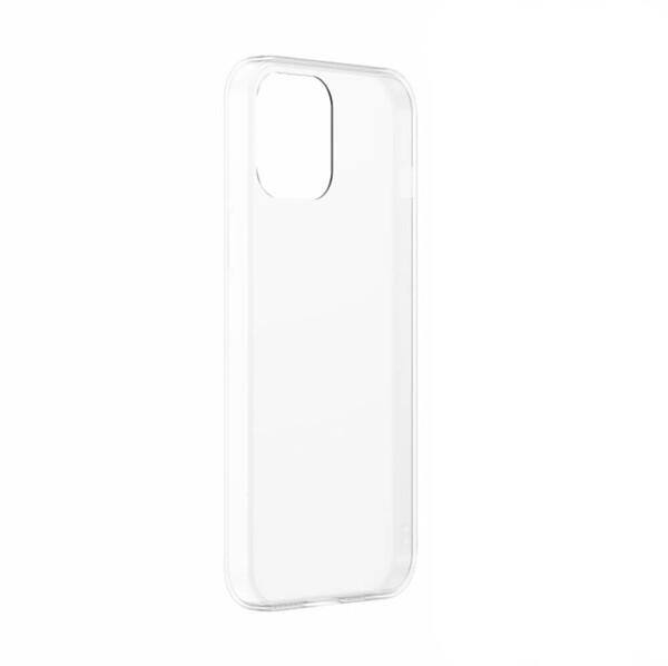Стеклянный чехол BASEUS Frosted Glass Phone Case White для iPhone 12 Pro Max
