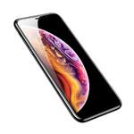 Защитное стекло Baseus Full Coverage Curved Tempered Glass 0.3 mm Black для iPhone XS Max