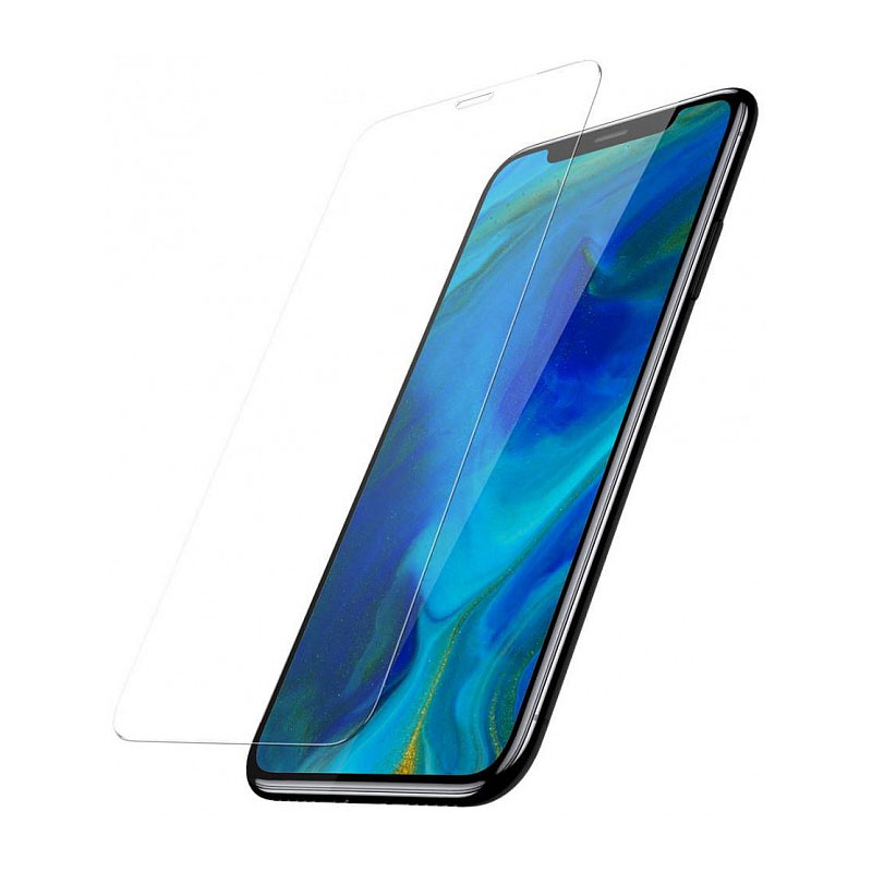 Купить Защитное стекло Baseus Full-Glass 0.15mm для iPhone 11 | XR