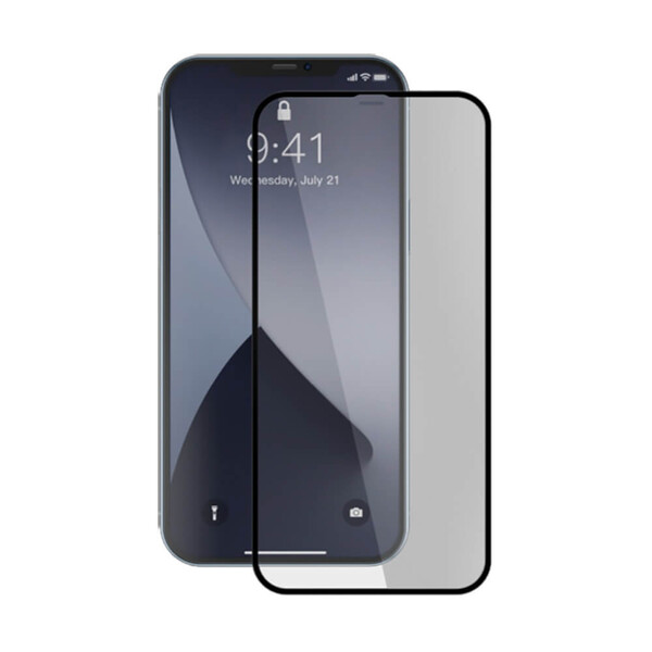 Защитное стекло Baseus Full-screen Curved Tempered Glass 0.3mm Black для iPhone 12 Pro Max (2 шт.)