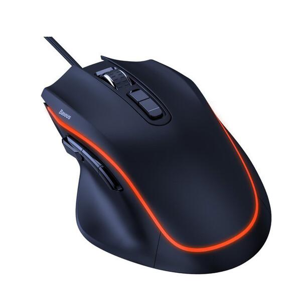 Игровая мышь Baseus GAMO 9 Programmable Buttons