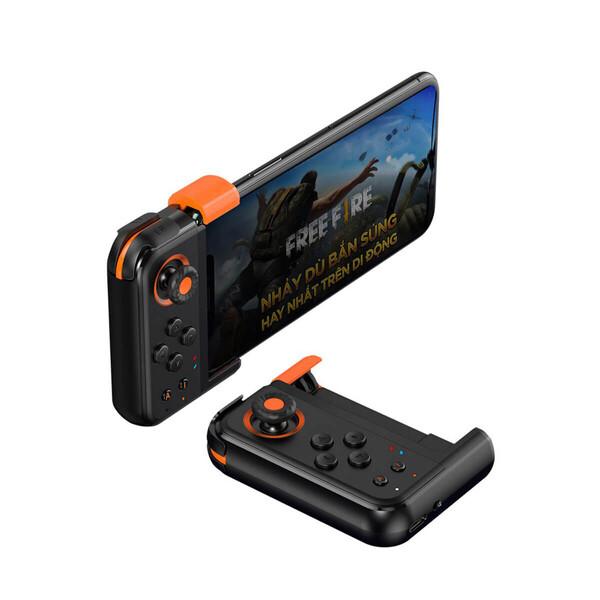 Игровой контроллер Baseus GAMO GA05 Mobile Game One-Handed Gamepad для игры в PUBG