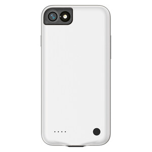 Купить Чехол-аккумулятор Baseus Geshion Backpack 2500mAh White для iPhone 7/8