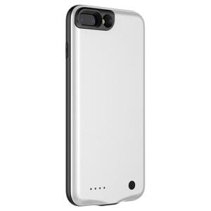 Купить Чехол-аккумулятор Baseus Geshion Backpack 3650mAh White для iPhone 7 Plus/8 Plus
