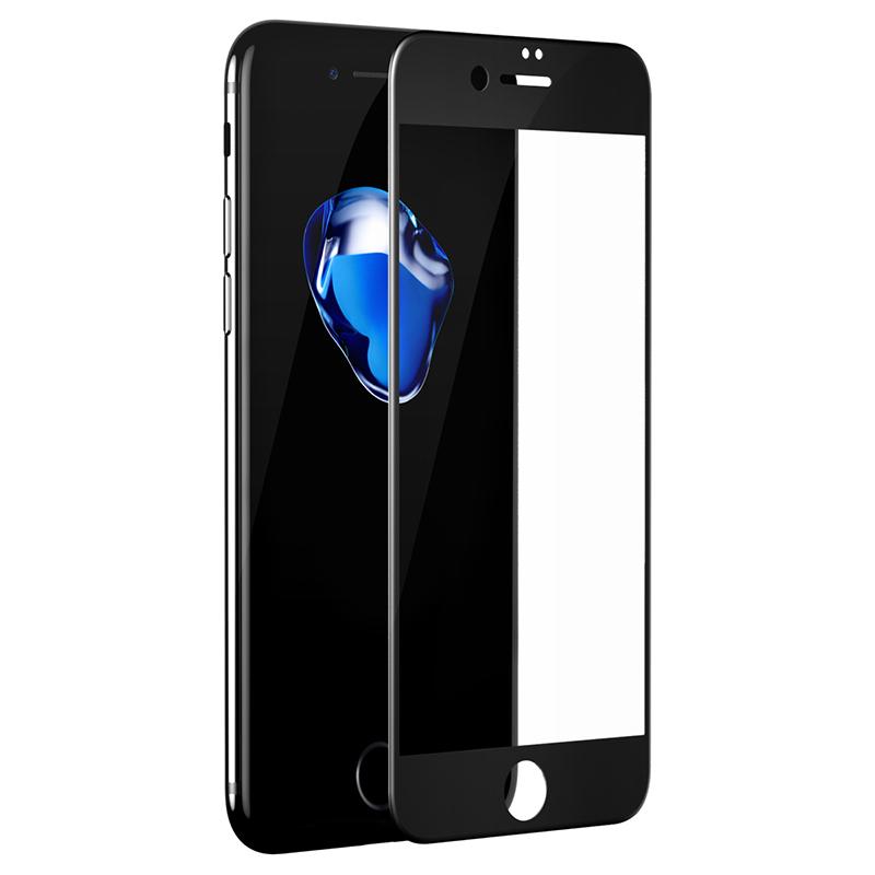Купить Комплект защитных стекол Baseus Glass Screen Set для задней камеры и экрана iPhone 7 Plus | 8 Plus