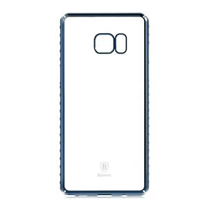 Купить Пластиковый чехол Baseus Glitter Case Sea Blue для Samsung Galaxy Note 7