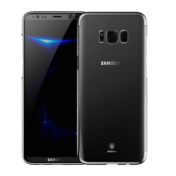 Пластиковый чехол Baseus Glitter Series Tarnish для Samsung Galaxy S8 Plus