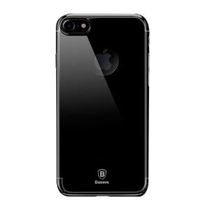 Купить Чехол Baseus Glitter Dual Jet Black для iPhone 7/8