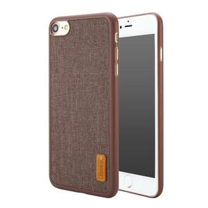 Купить Тканевый чехол Baseus Grain Series Brown для iPhone 7/8