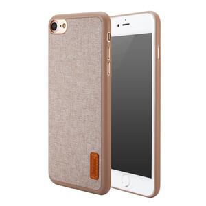 Купить Тканевый чехол Baseus Grain Series Khaki для iPhone 7