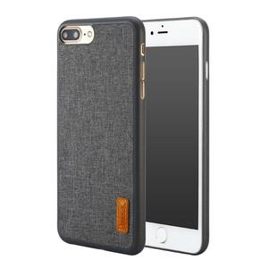 Купить Тканевый чехол Baseus Grain Series Gray для iPhone 7 Plus/8 Plus