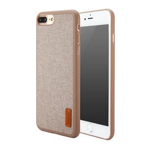 Купить Тканевый чехол Baseus Grain Series Khaki для iPhone 7 Plus