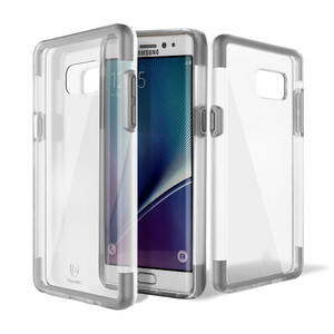 Купить Чехол Baseus Guards TPU+TPE Gray для Samsung Galaxy Note 7