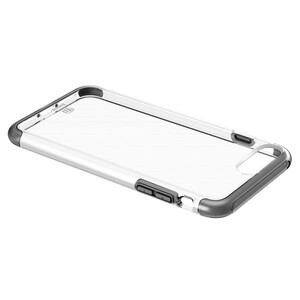 Купить Чехол Baseus Guards TPU+TPE Transparent/Black для iPhone 7 Plus