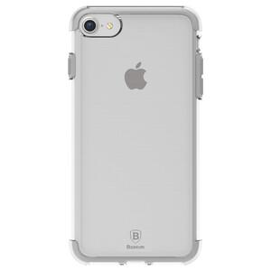 Купить Чехол Baseus Guards TPU+TPE Transparent/Gray для iPhone 7/8