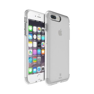 Купить Чехол Baseus Guards TPU+TPE Transparent/Gray для iPhone 7 Plus