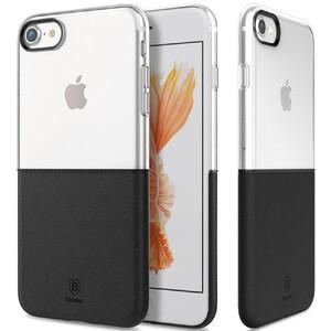 Купить Чехол Baseus Half to Half Transparent/Black для iPhone 7