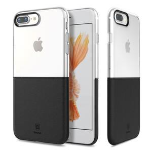 Купить Чехол Baseus Half to Half Transparent/Black для iPhone 7 Plus