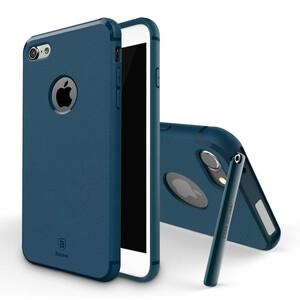 Купить Чехол с подставкой Baseus Hermit PC+TPU Blackish Green для iPhone 7/8