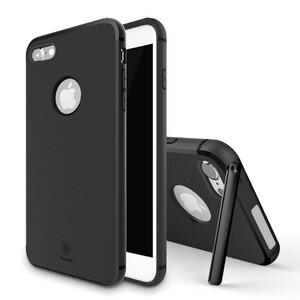 Купить Чехол с подставкой Baseus Hermit PC+TPU Gray для iPhone 7/8