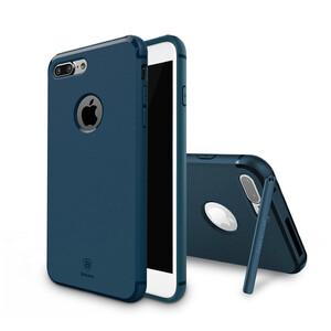 Купить Чехол с подставкой Baseus Hermit PC+TPU Blackish Green для iPhone 7 Plus/8 Plus