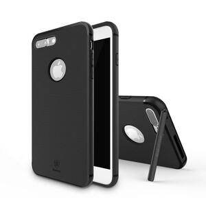 Купить Чехол с подставкой Baseus Hermit PC+TPU Gray для iPhone 7 Plus/8 Plus