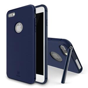 Купить Чехол с подставкой Baseus Hermit PC+TPU Sapphire Blue для iPhone 7/8