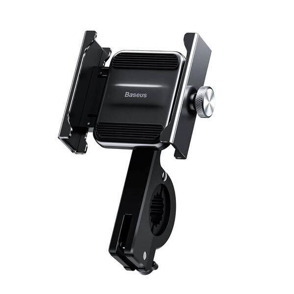 Велодержатель для телефона Baseus Knight Motorcycle Holder Black