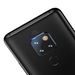 Купить Защитное стекло на камеру Baseus Lens Tempered Glass 0.2 mm Transparent для Huawei Mate 20 Pro