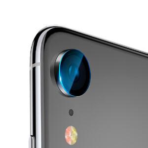 Купить Защитное стекло на камеру Baseus Lens Tempered Glass 0.2mm для iPhone XR (2 стекла)