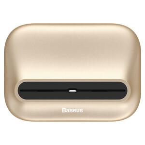 Купить Док-станция Baseus Little Volcano Gold для iPhone
