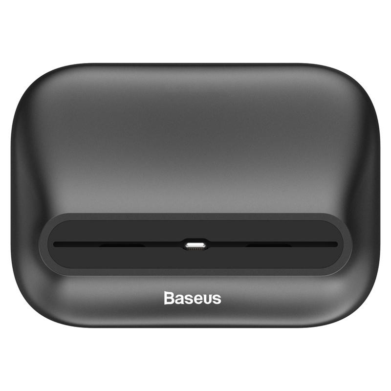 Купить Док-станция Baseus Little Volcano Black для iPhone