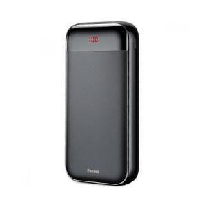 Купить Внешний аккумулятор Baseus Mini Cu Digital Display 20000mAh Black