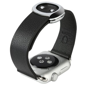 Купить Ремешок Baseus Modern Series Black для Apple Watch 38mm Series 1/2