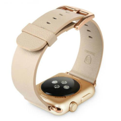 Ремешок Baseus Modern Series Khaki для Apple Watch 42mm