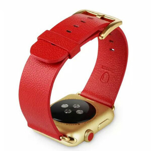Купить Ремешок Baseus Modern Series Red для Apple Watch 42mm/44mm Series 1/2/3/4