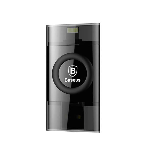 USB флешка Baseus Obsidian X1 MFI Lightning USB 2.0 64GB для iPhone   iPad   iPod