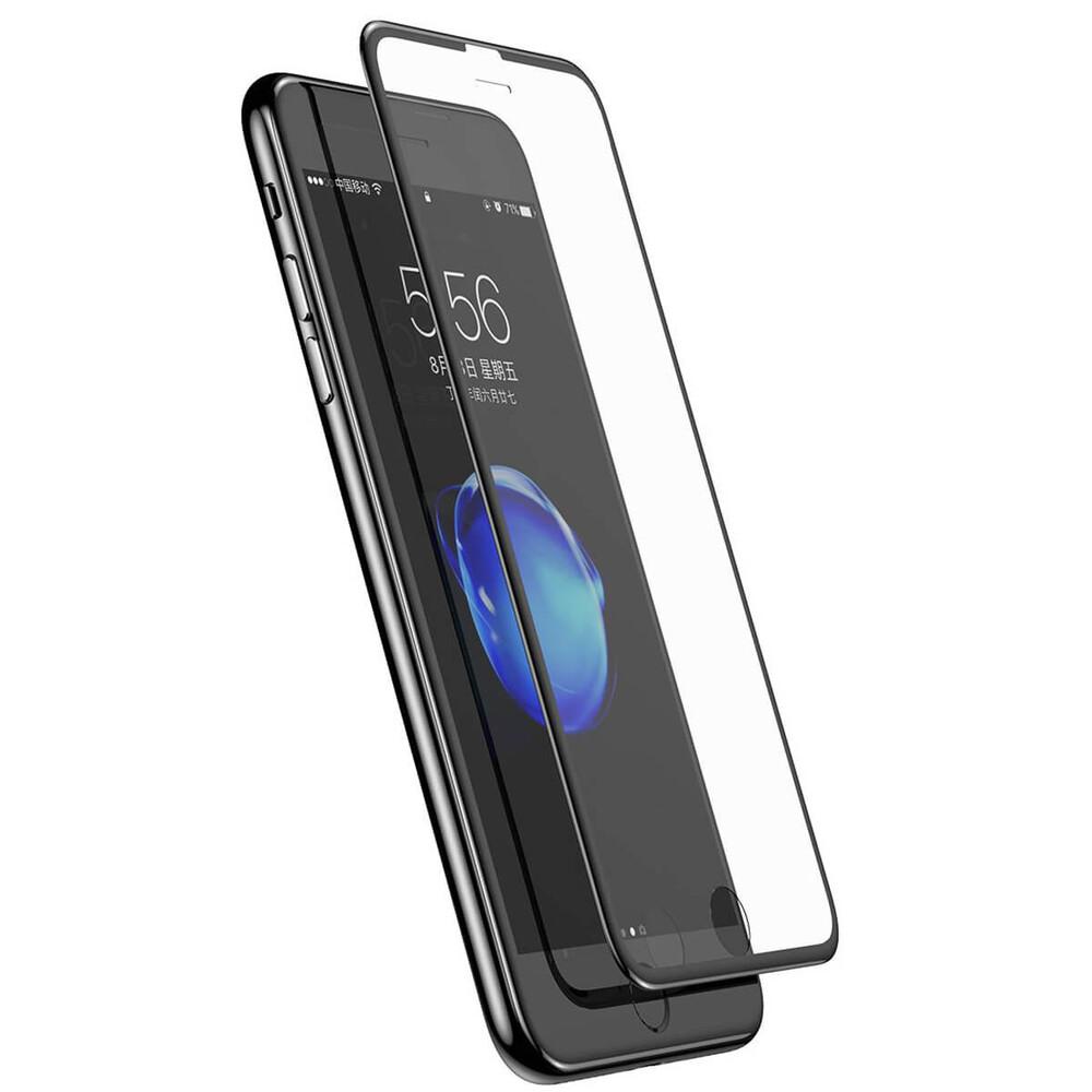 Купить Защитное стекло Baseus PET Soft Edge Tempered Glass для iPhone SE (2020) | 8 | 7 | 6 | 6s