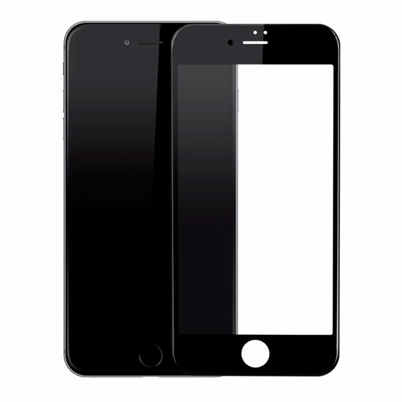 Купить Защитное стекло Baseus PET Soft 3D Tempered Glass 0.23mm Black для iPhone 7 Plus | 8 Plus