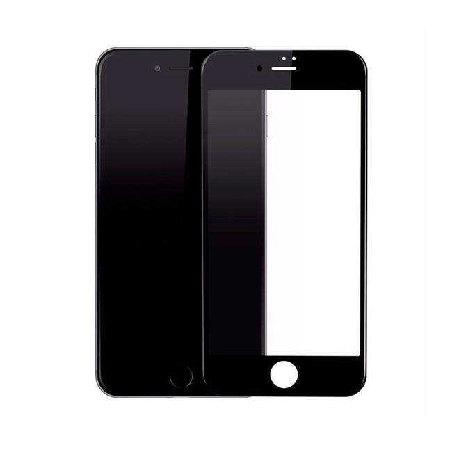 Защитное стекло Baseus PET Soft 3D Tempered Glass 0.23mm Black для iPhone 7