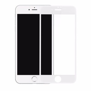 Защитное стекло Baseus PET Soft 3D Tempered Glass 0.23mm White для iPhone 7 Plus