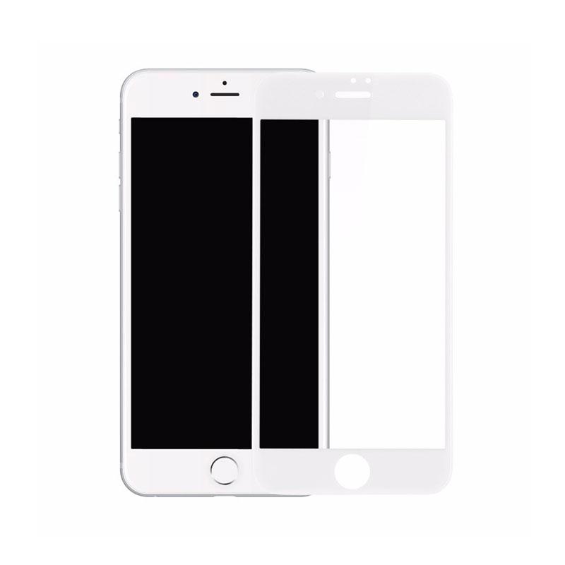 Купить Защитное стекло Baseus PET Soft 3D Tempered Glass 0.23mm White для iPhone 7 | 8 | SE 2020