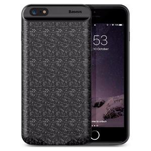 Купить Чехол-аккумулятор Baseus Plaid Backpack 5000mAh Black для iPhone 7/8