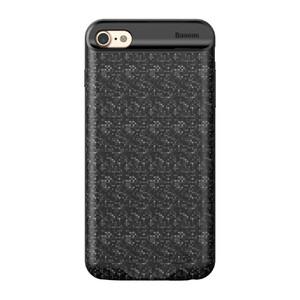 Купить Чехол-аккумулятор Baseus Plaid Backpack 5000mah Black для iPhone 6/6s